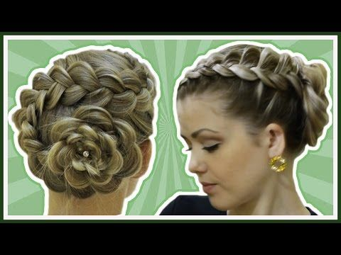 Step by step tutorial for the popular conch shell braid. Inspired by the beautiful conch shell braid on pinterest. Subscribe for Weekly Hair Style Tutorials:...