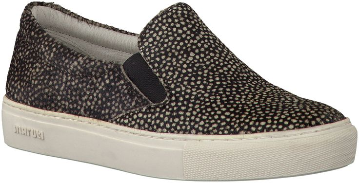 Zwarte Maruti Slip-on sneakers BERRY