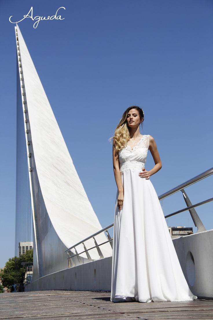 Mejores 40 imágenes de Vestidos de Novia en Pinterest | Vestidos de ...