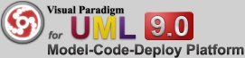 Visual Paradigm for UML Community Edition (VP-UML CE) is a FREE modeling software available for you, who wants to learn or master the skills of UML modeling, ER diagram designing and requirement capturing.