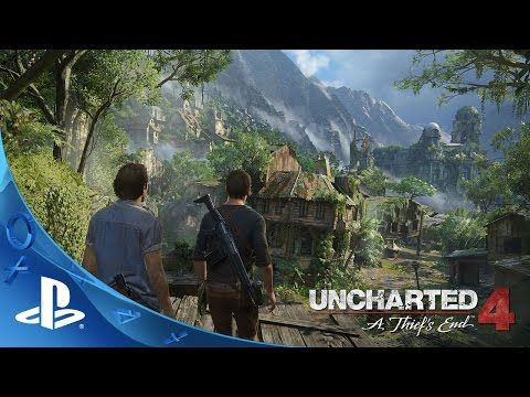 UNCHARTED 4: A Thief's End (5/10/2016) - Story Trailer | PS4 ➡⬇ http://viralusa20.com/uncharted-4-a-thiefs-end-5102016-story-trailer-ps4/ #newadsense20