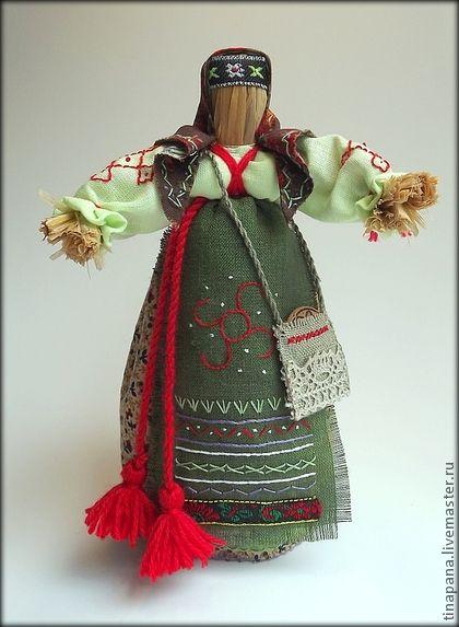 """Народные куклы ручной работы. Ярмарка Мастеров - ручная работа """"Хозяюшка"""". Handmade."""