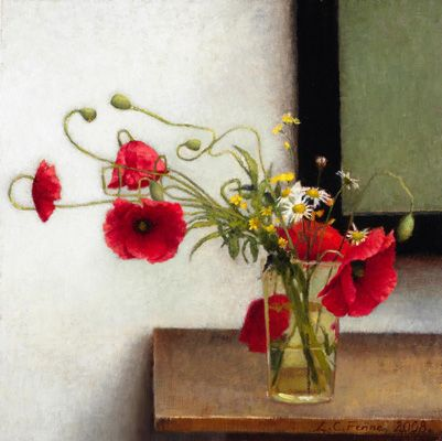 POPPIES by Louise Fenne