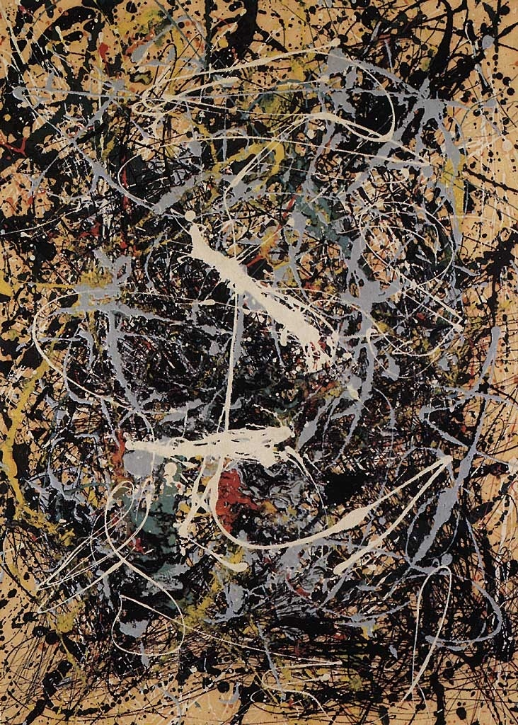 122 best Jackson Pollock images on Pinterest