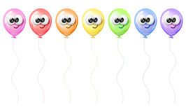 Balloon Character Stock Photography