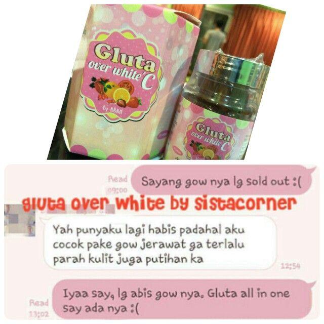 gluta over white asli dan palsu Order pin bb 7541E19A sms : 082119928945 line : rumahgluta