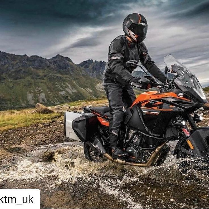 The new 1090 has all the appealing qualities of the 1050 and is still easy to ride. But extra power makes it a more exciting ride especially on twisty roads where its excellent handling and light steering come to the fore.  Motorcycle News reviews the new 1090 ADVENTURE   #KTM #READYTORACE #1090Adventure #1090 #KTM1090 #adventure smcbikes.com http://ift.tt/2lfvOPT