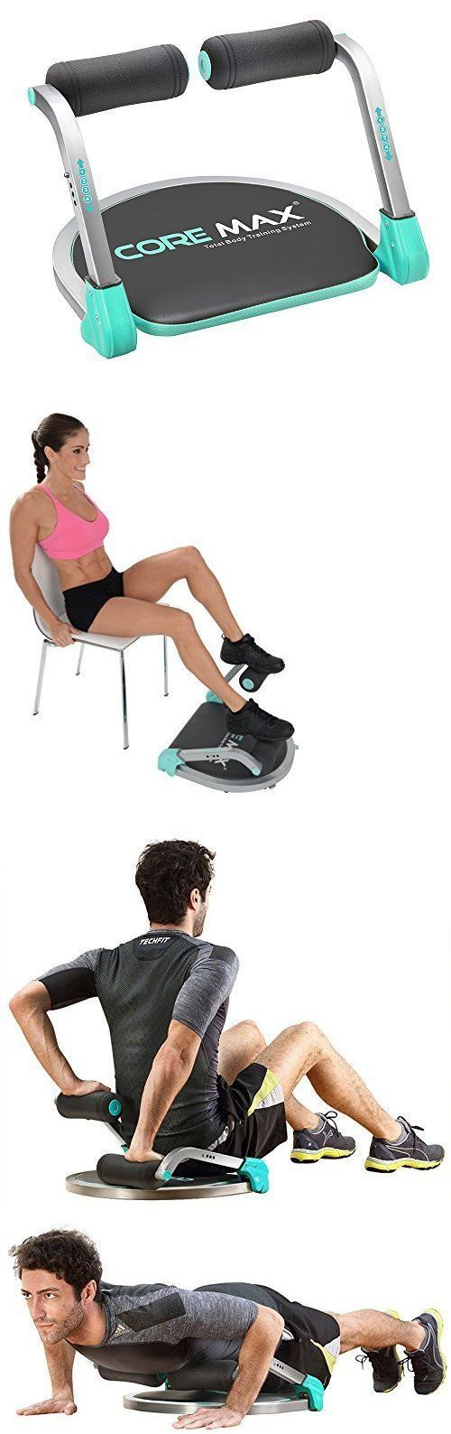 Abdominal Exercisers 15274: Core Max Abs Machine Abdominal Trainer, New -> BUY IT NOW ONLY: $69.19 on eBay!