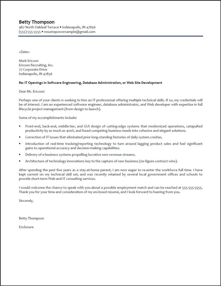Best 20+ Free cover letter samples ideas on Pinterest Free cover - resume cover letters templates