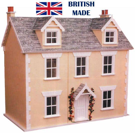 63 Best Dolls House Kits Images On Pinterest Doll Houses