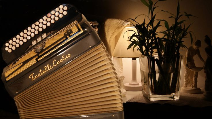 Accordeon Paris avec un Mengascini