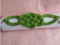 ravelry Jennifer E Ryan Celtic Knot Bracelet