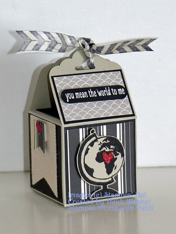 Stampin Along With Heidi: The Wacky Watercooler February Sale-a-bration Blog Hop