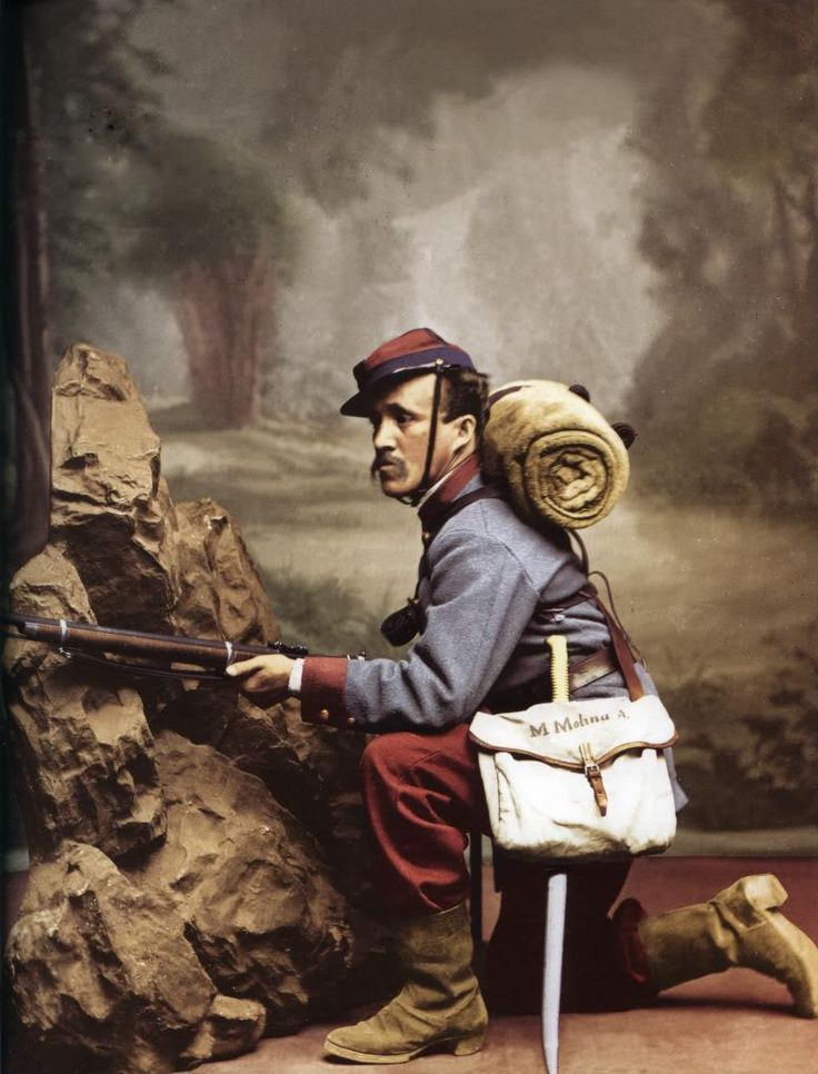 soldado chileno
