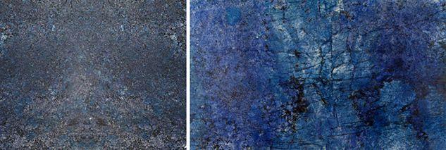 Expo Revestir - Feira Internacional de Revestimentos BASIGRAN - coleção Arcobaleno ( 9 granitos nos tons azul, vermelho, verde e amarelo )
