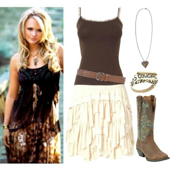 Miranda Lambert Outfit and Country Outfit