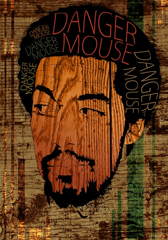 DANGER MOUSE - Two Against One and Black are amazing tracks.