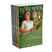 ENGLISH GARDEN SERIES - LORI WICK - WONDERFUL BOOKS
