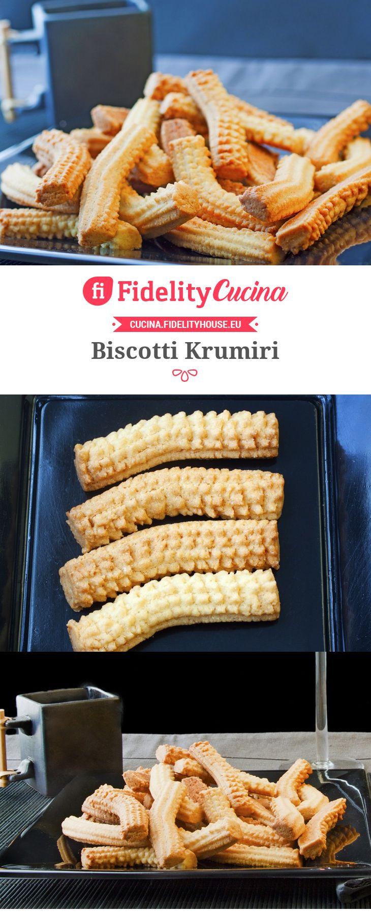 Biscotti Krumiri