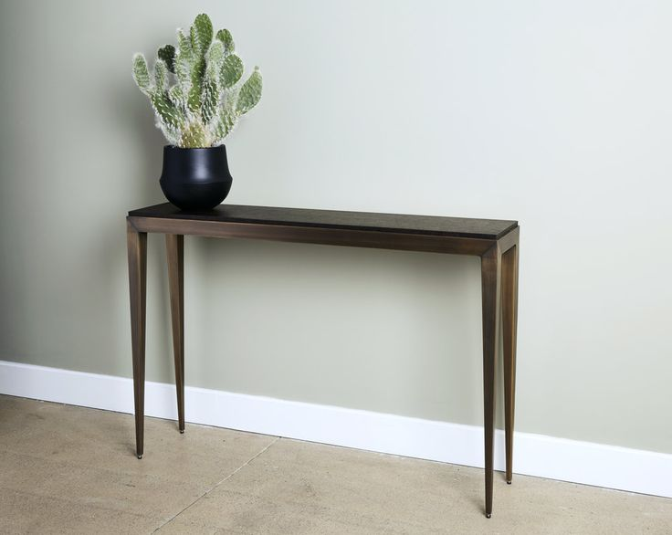 The Wooster Console, available at Desiron. Check out the Desiron Fall Sale now - 25% off through November 30th!