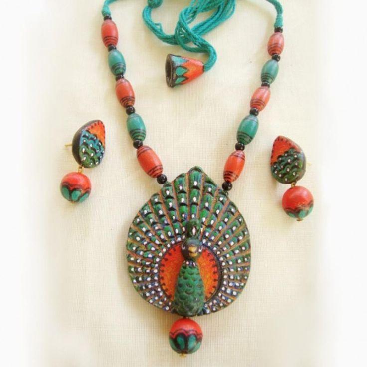 Buy Terracotta Jewellery on-line