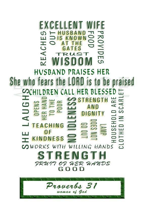 Proverbs 31 Woman