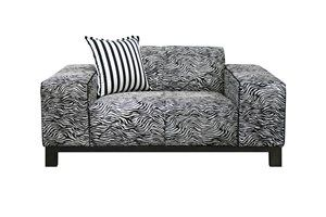 Jack 1.5 seater - Zebra - super stylish quality. Made in Bendigo.