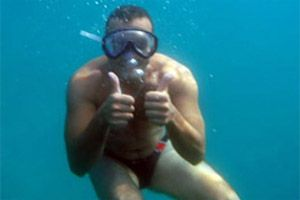 Snorkeling experience with Calabria Sport Fishing!