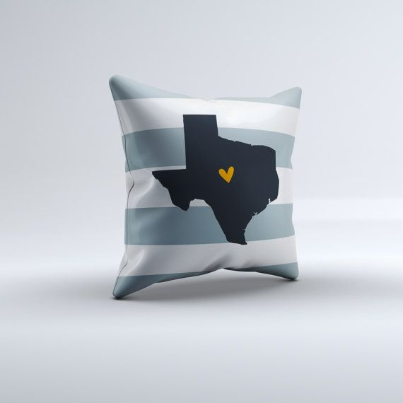 Love Home Throw Pillow. Where is your Home Sweet Home? Available in 14x14, 16x16, 18x18, 20x20,  26x26