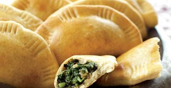 Palestinian Spinach Pies | KitchenDaily.com