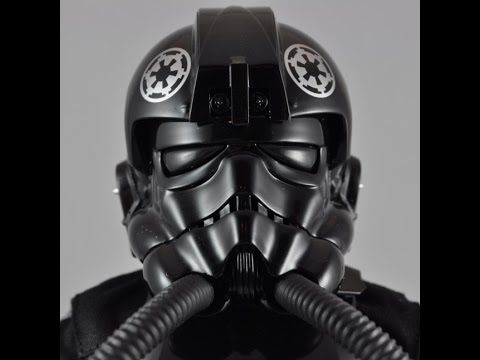 Electrified Porcupine - Toys, Collectibles, Action Figures, Music, WWE, and More!: Star Wars: Imperial Tie Fighter Sixth Scale Figure...
