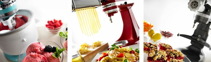 Stand Mixers Attachments