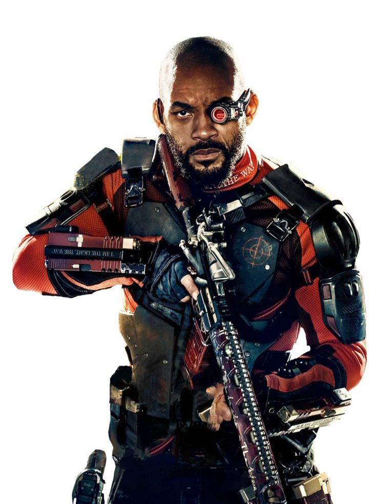 Will Smith Deadshot | Re: Dead in his sights...Will Smith Is Deadshot!