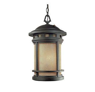 View the Designers Fountain ES2394 Sedona One Light Outdoor Energy Star Pendant at LightingDirect.com. $143
