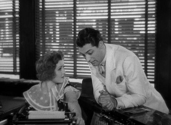 Nancy Carroll and Cary Grant