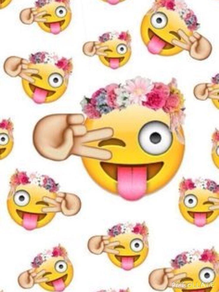 Emoji wallpaper!!! : FUN INTERESTING STUFF : Pinterest : Tapeten