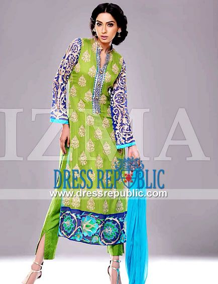 Chiffon Printed Suits Collection 2014 for Eid by Charizma Buy Online Chiffon Printed Suits Collection 2014 for Eid by Charizma in Discounted Retail and Wholesale Prices. by www.dressrepublic.com