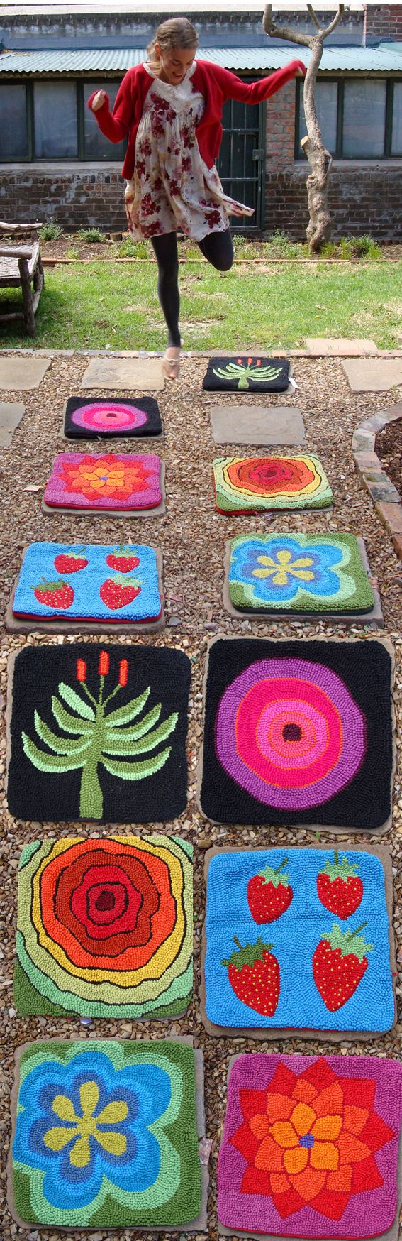 best mums images on pinterest punch needle rag rugs and rug