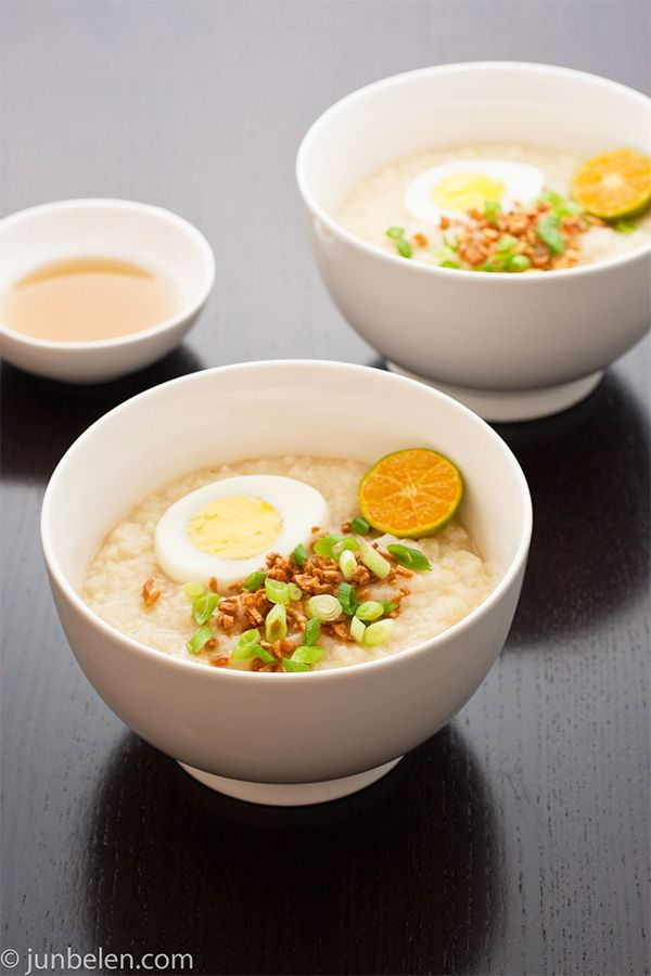Arroz Caldo Recipe and Other Filipino recipes - Food Blog by Jun Belen (awesome!!! - love filipino food)