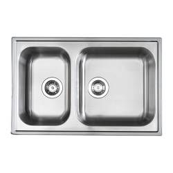Kitchen Sinks   Ceramic & Stainless Steel Sinks   IKEA