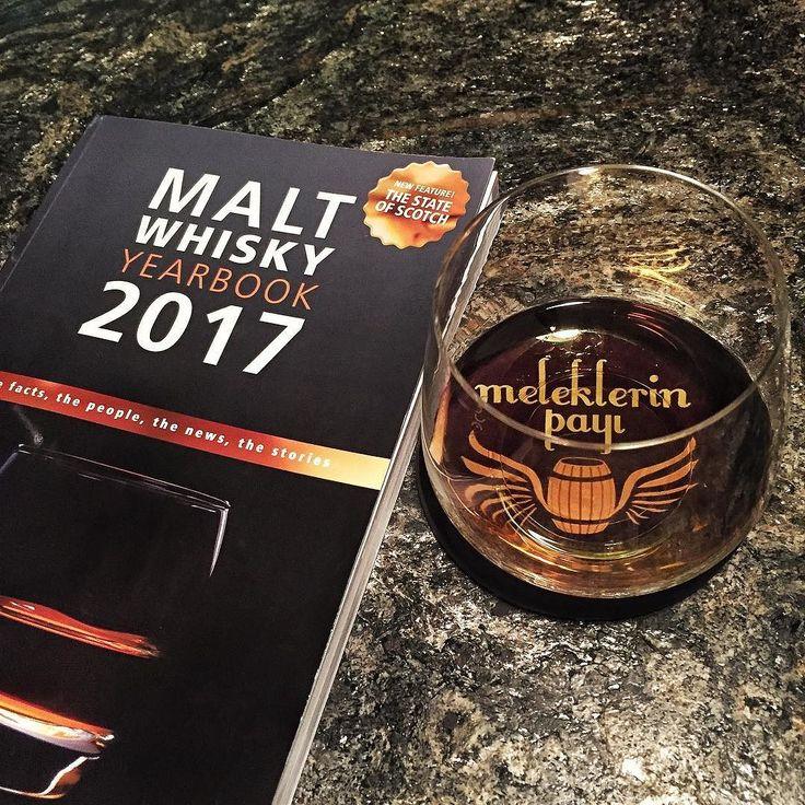 Being the first and most visited whisky blog in Turkish Meleklerin Payı is now listed in Malt Whisky Yearbook 2017  To read my review of the latest edition of the #MaltWhiskyYearbook pls click the link on my profile #viski #whisky #whiskey #malt #blended #bourbon #burbon #scotch #tadim #viskitadimi #maltingunu #meleklerinpayi #whiskybook #whiskylove #whiskygram #dram #InstaDram #whiskytasting #viskisever #viskitutkunlari #slainte #twewhiskyshow #whiskyshow #London