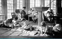 Rosario Vera Peñaloza y el nacimiento de los jardines de infantes
