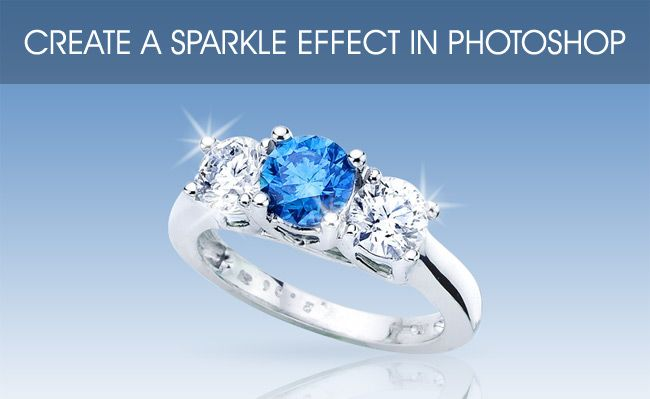 Create a sparkle effect in Photoshop easy (video tutorial)