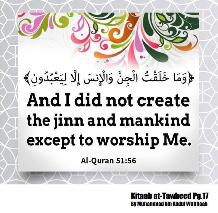 Pin By Muslim On Quran Quran True Love The Jinn