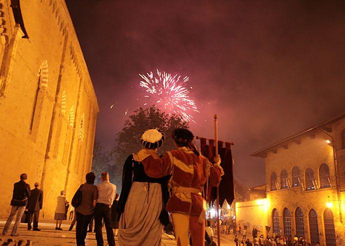 San Donato: domenica 6 agosto la cerimonia di offerta del cero e i fuochi d'artificio