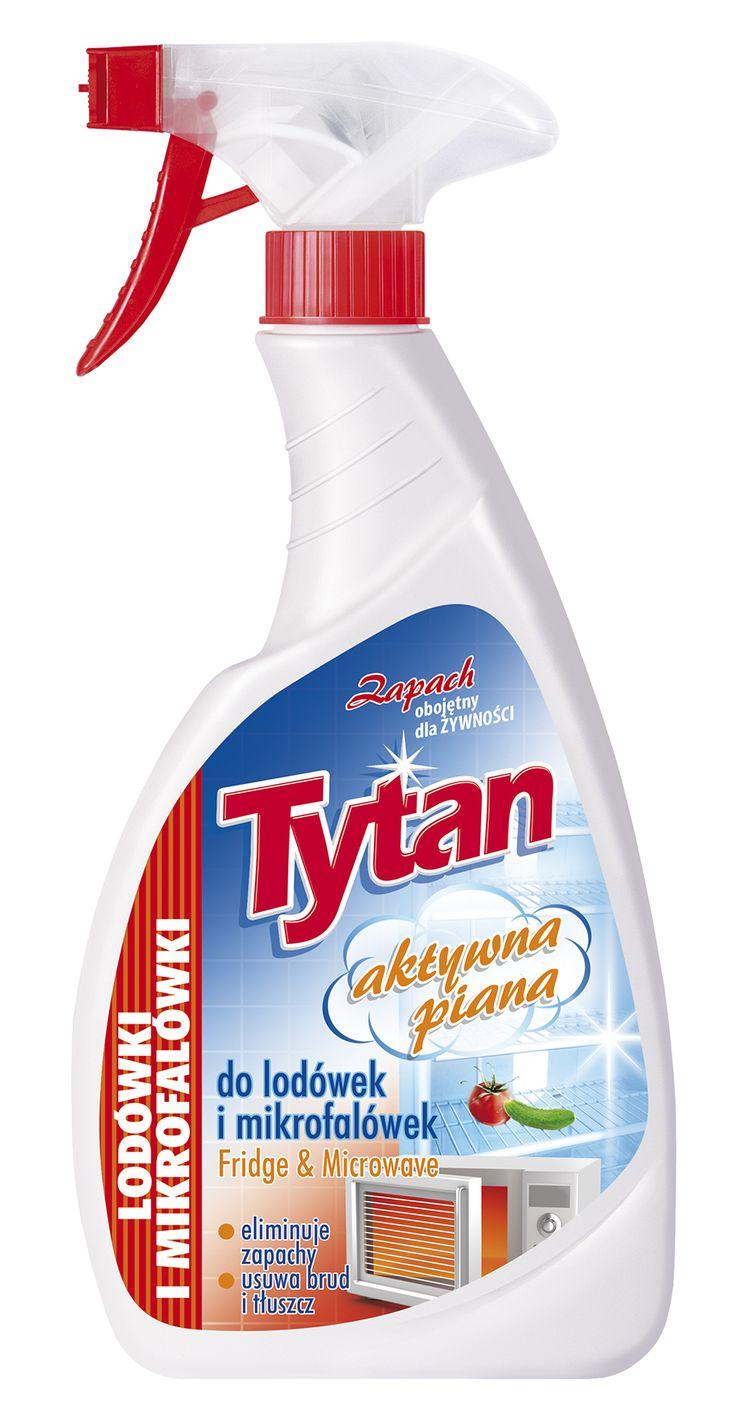 Tytan Fridge&Microwave Cleaner