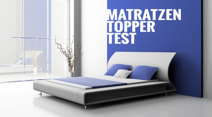 Im Matratzen Topper Test - ✓ Visco Topper ✓ Latex Topper ✓ Gel Topper oder ✓ Kaltschaum Topper. Hier findest Du die besten Matratzenauflagen im Test!