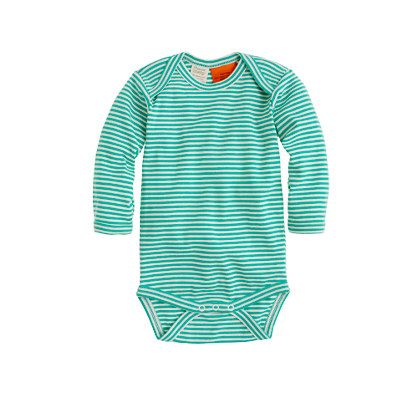 Nature Baby® for J.Crew cotton one-piece - Nature Baby - Girl's j.crew in good company - J.Crew