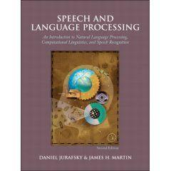 Speech and Language Processing (2nd Ed.): Updates