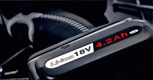 Panasonic Batteries - Li-ion 18V 4.2Ah